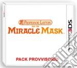 Il Prof. Layton la Maschera dei Miracoli game