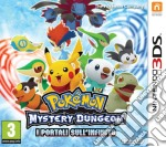 Pokemon Mystery Dungeon-Portali Infinito game