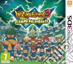 Inazuma Eleven 3 - Lampo Folgorante game
