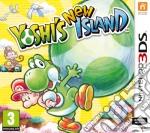 Yoshi's New Island game