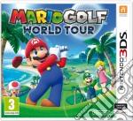 Mario Golf World Tour game