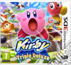 Kirby Triple Deluxe game