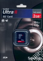 WII DSi Sandisk Memory SD Ultra II 2 Gb game acc