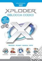 WII Xploder Sblocca Codici BLAZE game acc