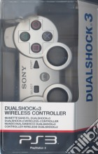 PS3 Sony Controller Dualshock 3 Silver game acc