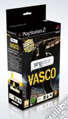 Singstar Vasco + Microfono Wired game