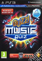Buzz! The Ultimate MusicQ.+ Buzzer Wired