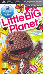 Little Big Planet videogame di PSP