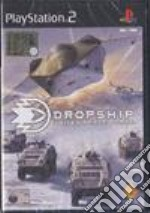 DROPSHIP videogame di PS2