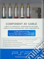 PSP Sony 2000 Component AV Cable game acc