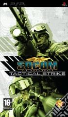 Socom: Tactical Strike + Headset game