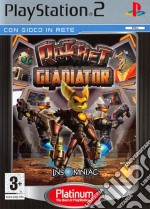 Ratchet & Clank Gladiator videogame di PS2
