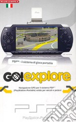 PSP Sony Go! Explore + Ricevitore GPS videogame di PSP