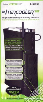 NYKO X360 - Intercooler Ventola Black videogame di X360