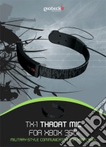 XBOX 360 Throat Mic videogame di ACC