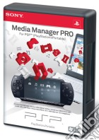 PSP Media Manager PRO game acc
