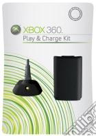 MICROSOFT X360 Kit Play & Charge Black game acc