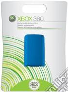 MICROSOFT X360 Batteria Ricaric Blue game acc