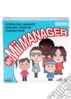 WII Mii Manager - DATEL game acc