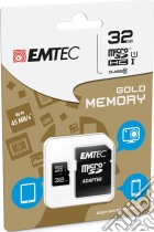 MicroSD + Adapter 32GB Gold(Smartph-Tab) game acc