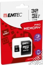 MicroSD + Adapter 32GB Pro (3D - 4K) game acc