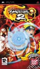 Naruto Ultimate Ninja Heroes 2 game