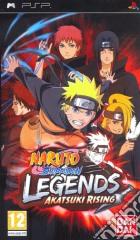 Naruto Shippuden Legends Akatsuki Rising game