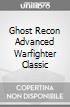 Ghost Recon Advanced Warfighter Classic game