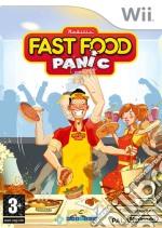 Fast Food Panic videogame di WII