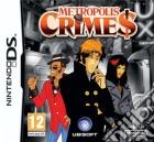 Metropolis Crimes game