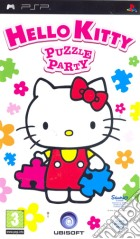 Hello Kitty Puzzle Party game
