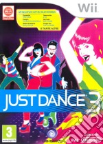 Just Dance 3 videogame di WII