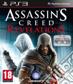 Assassin's Creed Revelations videogame di PS3
