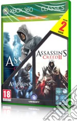 Compil Assassin's 1 + Assassin's 2 videogame di X360