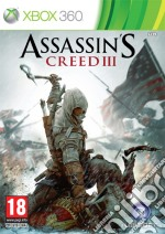Assassin's Creed III videogame di X360