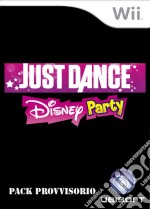 Just Dance Disney Party videogame di WII