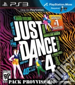 Just Dance 4 videogame di PS3