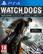 Watch Dogs D1 Special Edition game