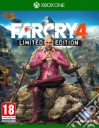 Far Cry 4 Limited Edition game
