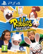 Rabbids Invasion game