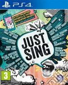 Just Sing game