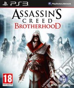 Assassin's Creed Brotherhood videogame di PS3