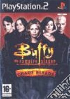 BUFFY THE VAMPIRE SLAYER game