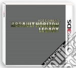 Ace Combat Assault Horizon Legacy videogame di 3DS
