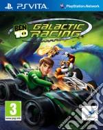 Ben 10 Galactic Racing game