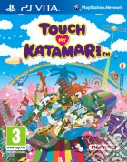 Touch my Katamari game