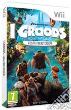 I Croods: Festa Preistorica game