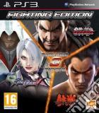 Compil. Tekken 6+Soulcalibur5+Tekken TT2 game