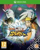Naruto S.Ultimate Ninja Storm 4 game