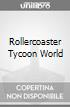 Rollercoaster Tycoon World game